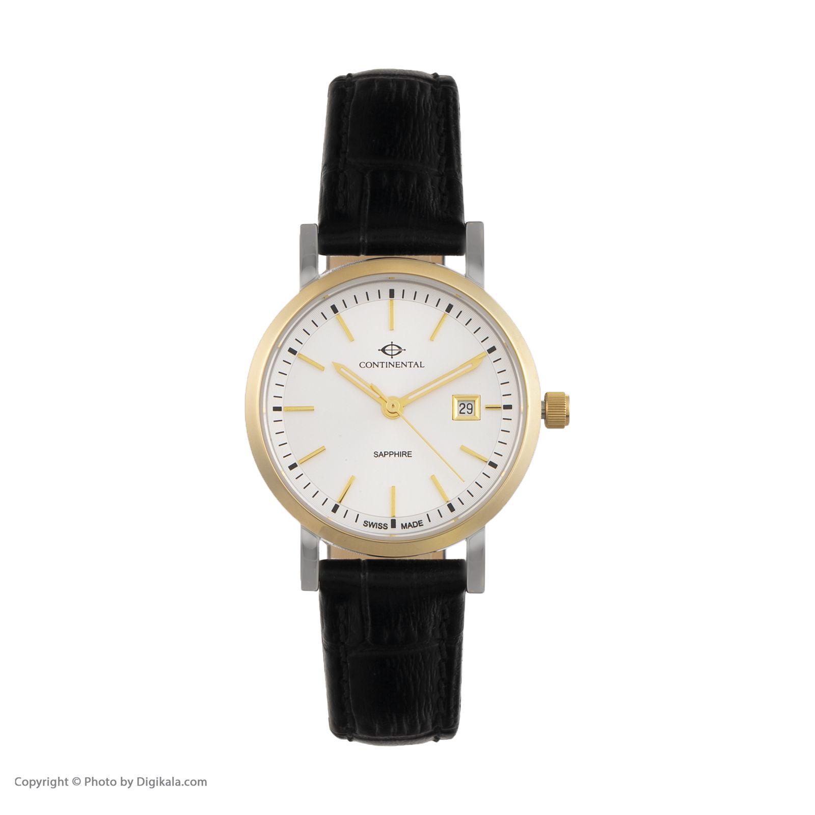 ساعت مچی عقربه ای زنانه کنتیننتال مدل 19101-LD354130 -  - 1