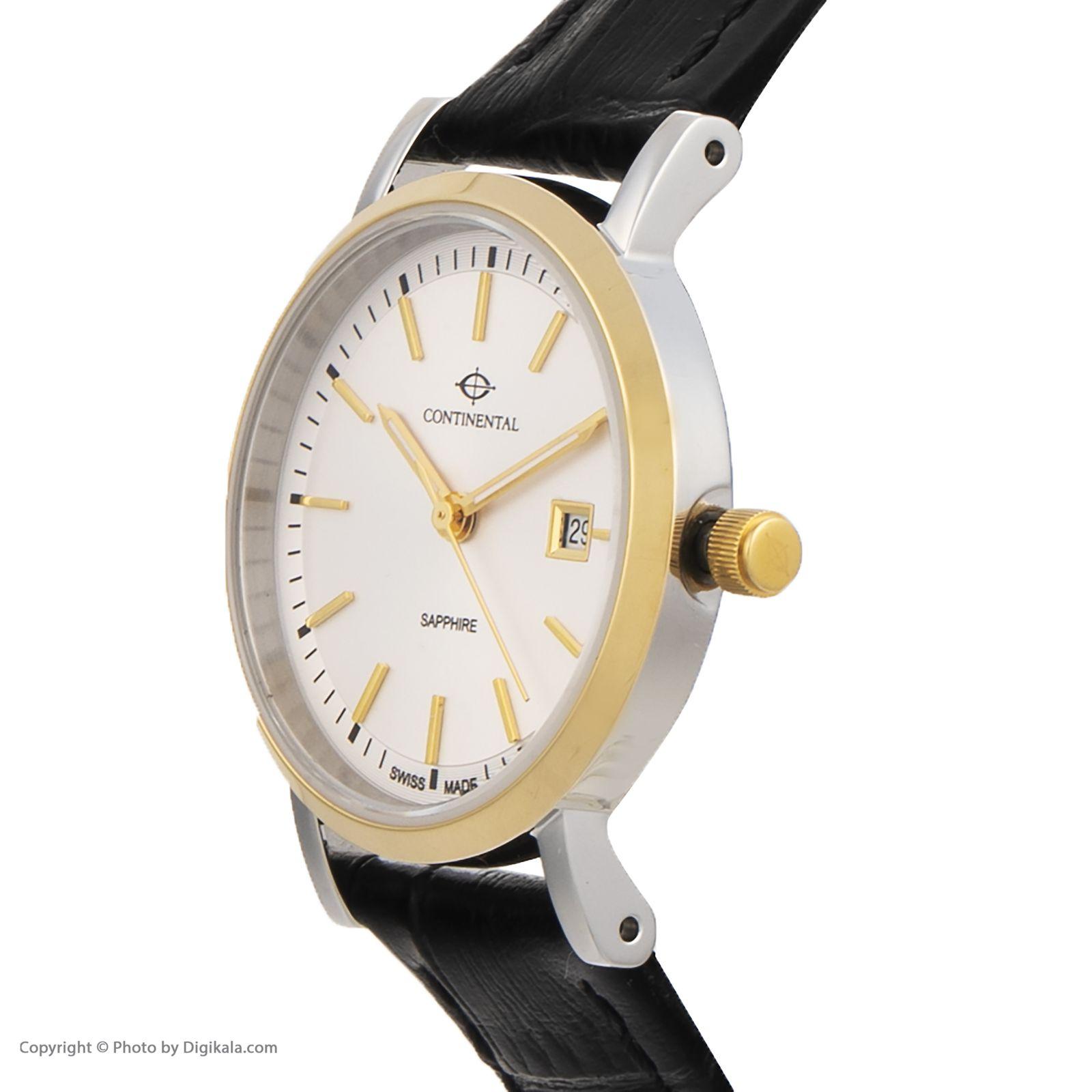 ساعت مچی عقربه ای زنانه کنتیننتال مدل 19101-LD354130 -  - 3