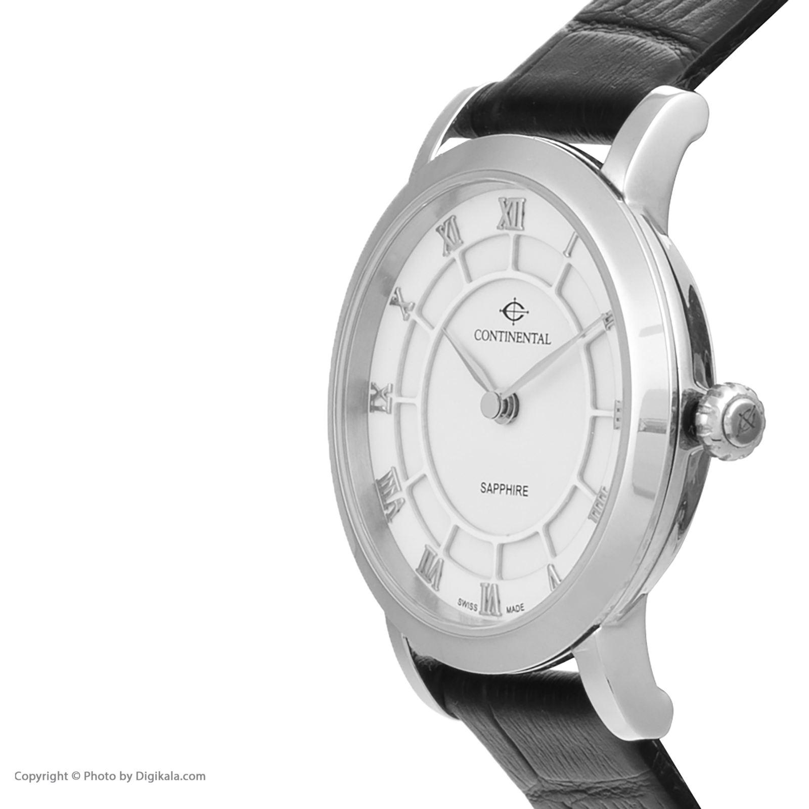 ساعت مچی عقربه ای زنانه کنتیننتال مدل 14202-LT154710 -  - 3