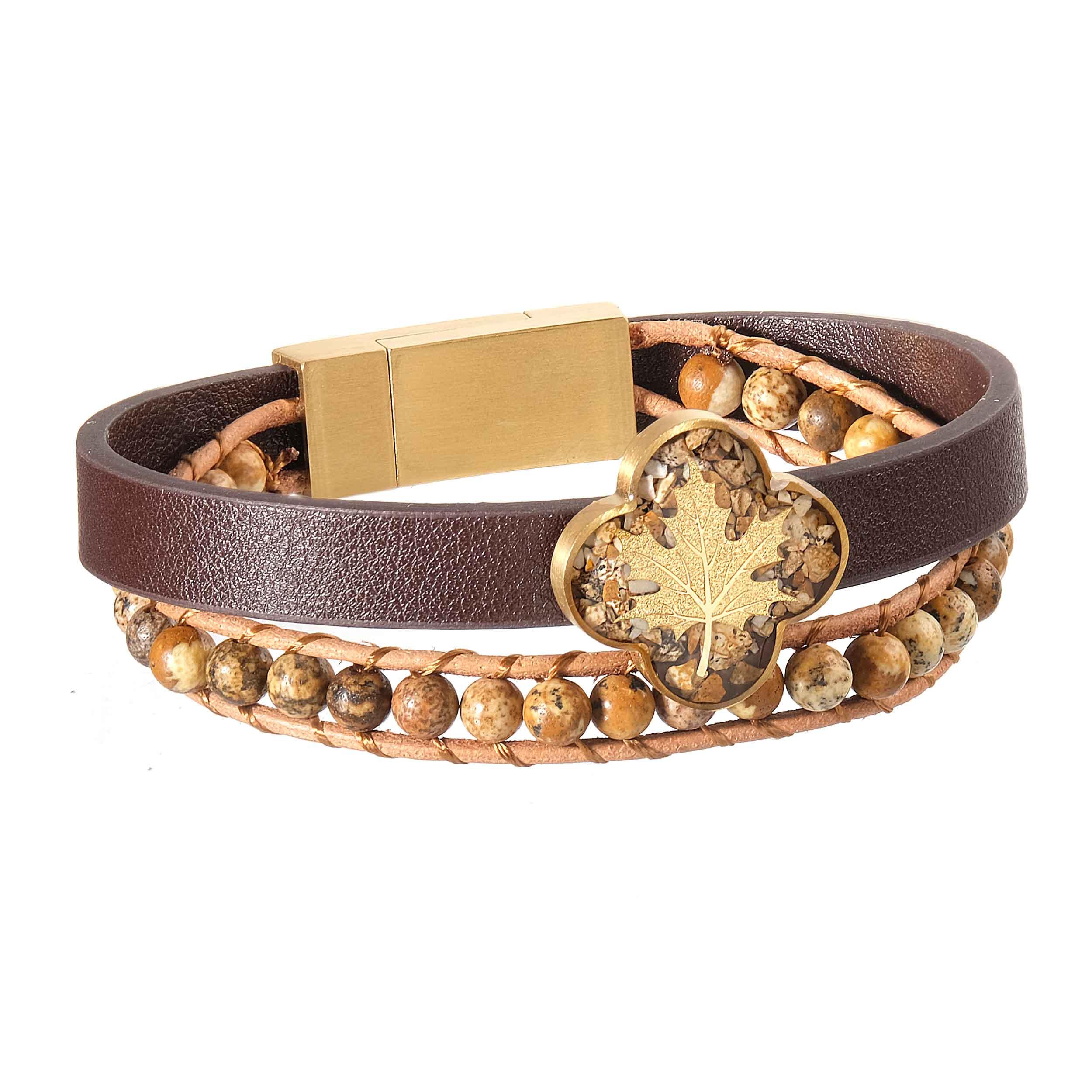 دستبند زنانه دانژه مدل پاییز کد ZCNVD072019