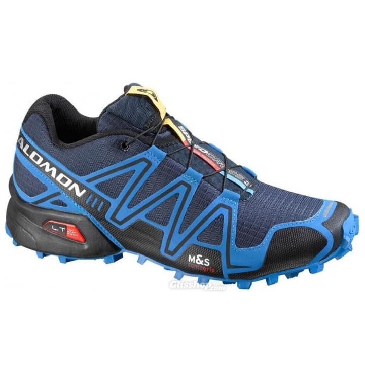 کفش مخصوص پیاده روی مردانه سالومون مدل speed cross 3-198654