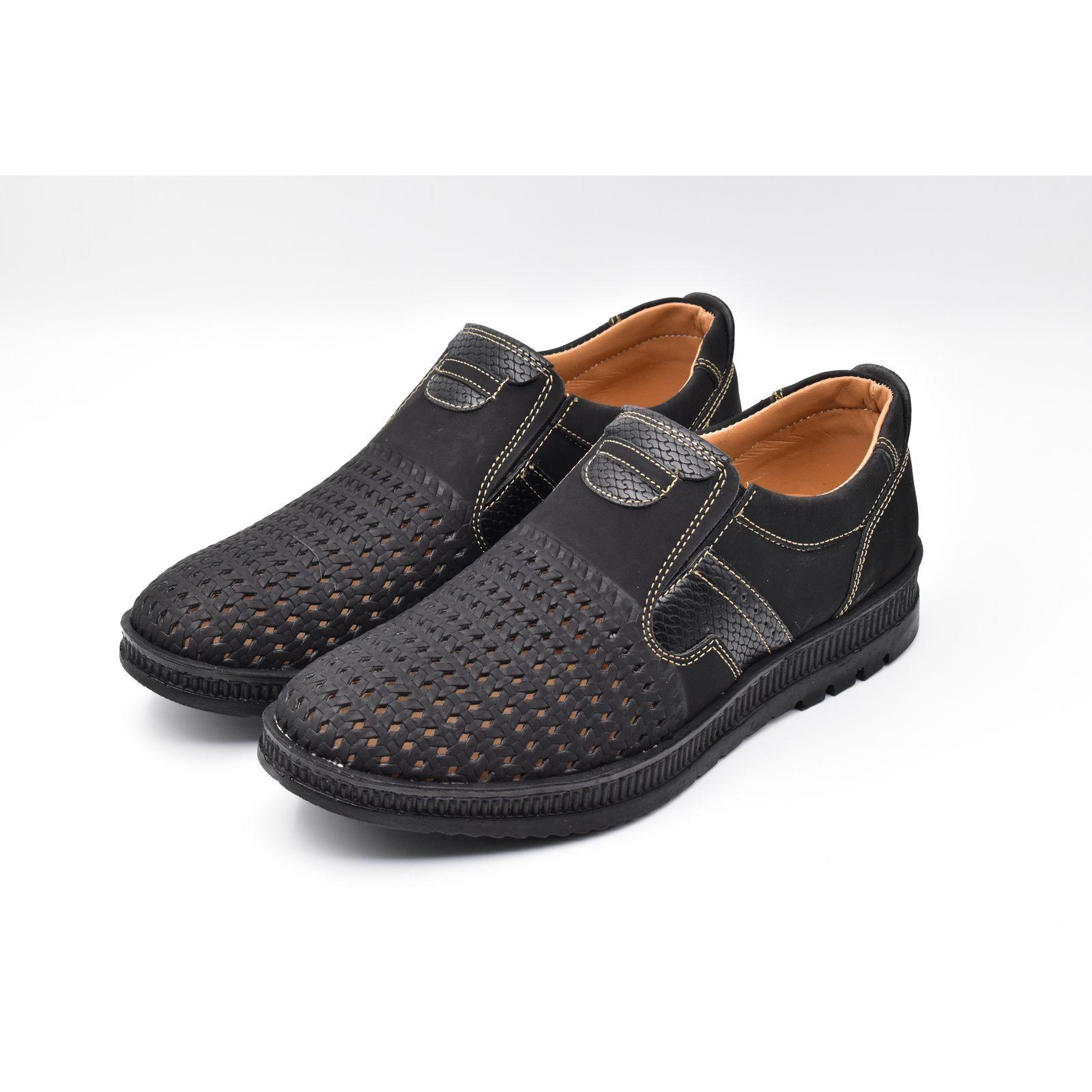 کفش روزمره مردانه مدل گلف کد 7014 -  - 2