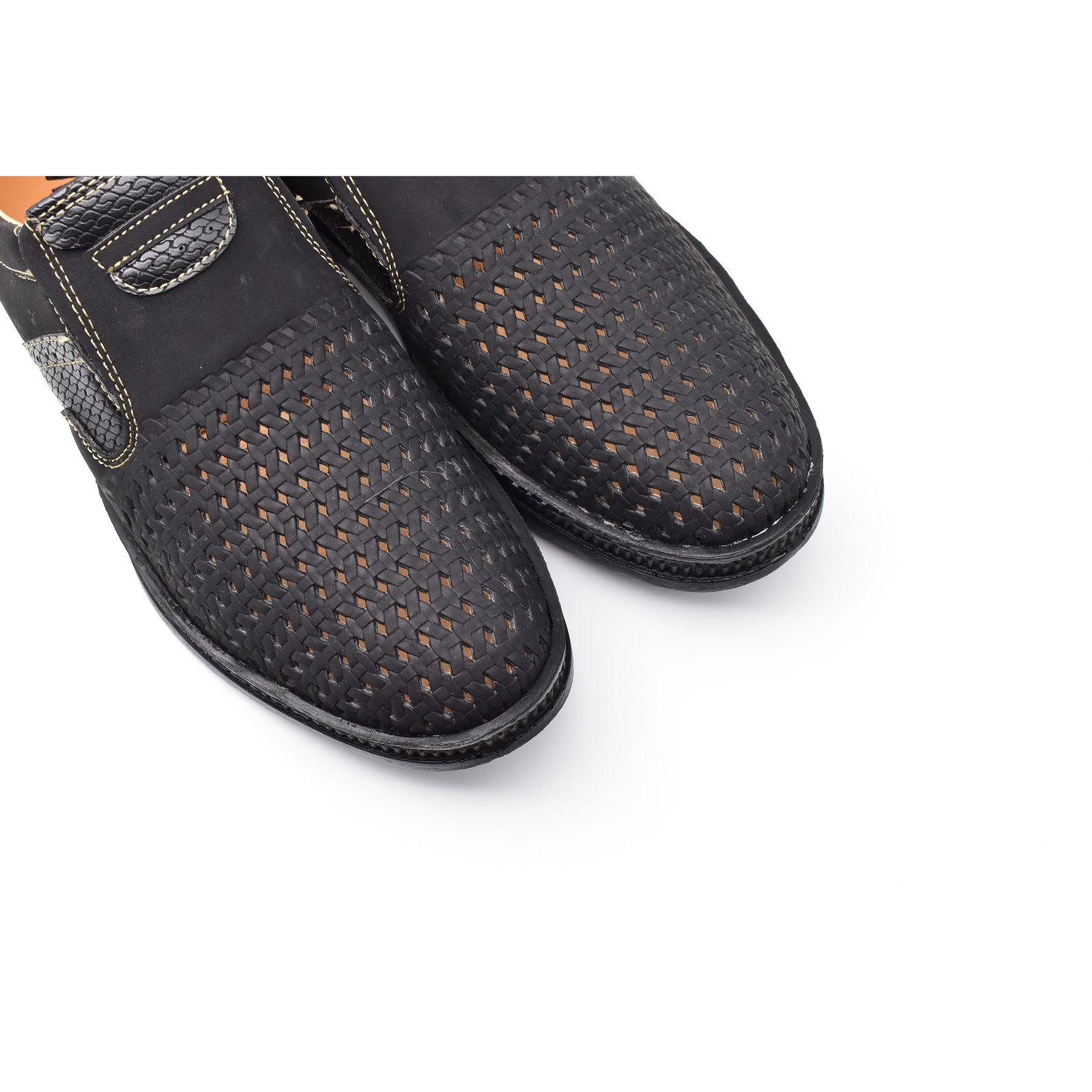 کفش روزمره مردانه مدل گلف کد 7014 -  - 3