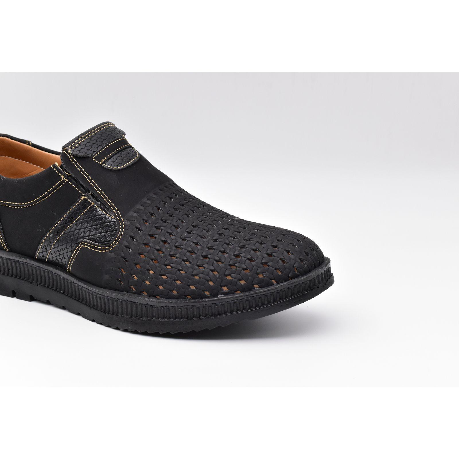 کفش روزمره مردانه مدل گلف کد 7014 -  - 4