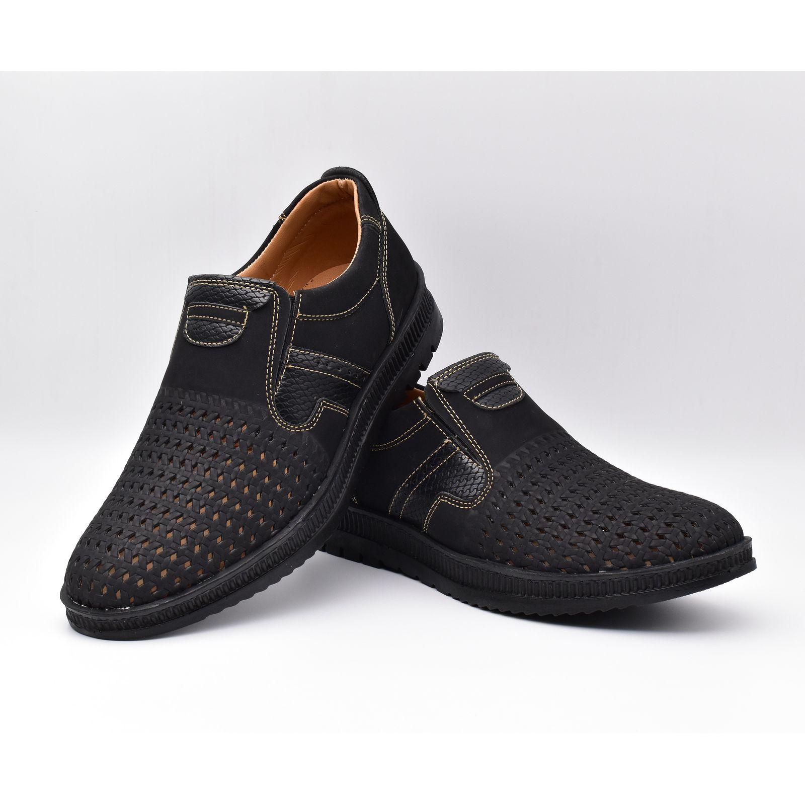 کفش روزمره مردانه مدل گلف کد 7014 -  - 6