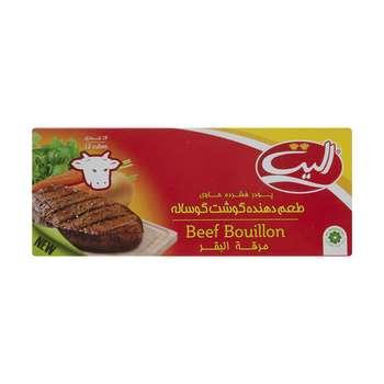 پودر عصاره گوشت گوساله الیت مقدار 120 گرم