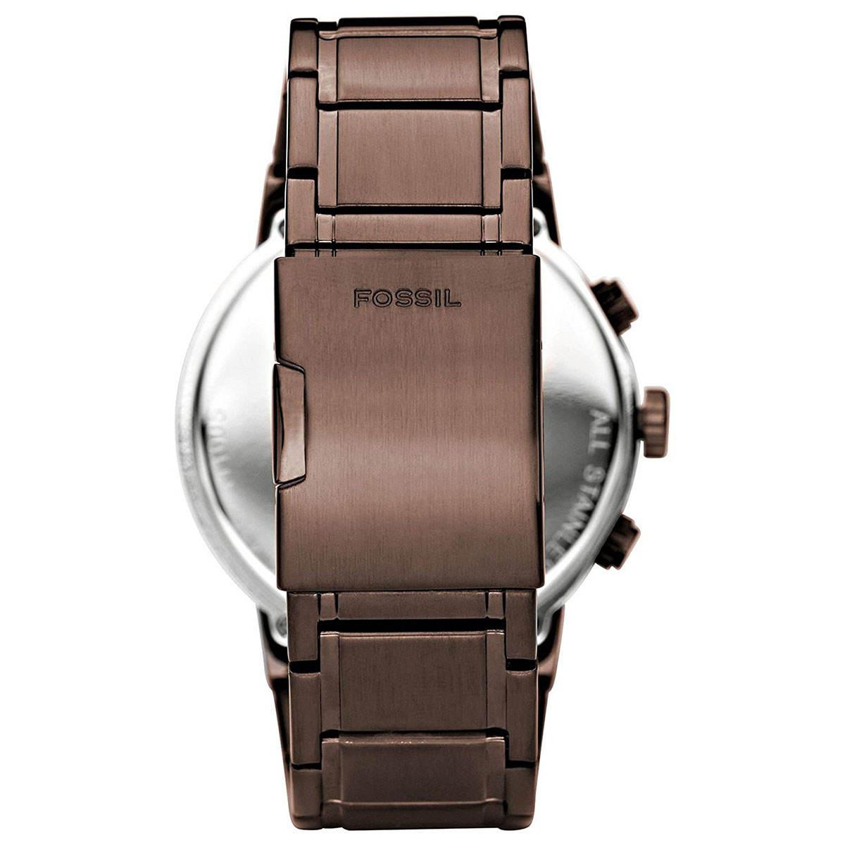 ساعت مچی عقربه ای مردانه فسیل مدل FS4357 -  - 2