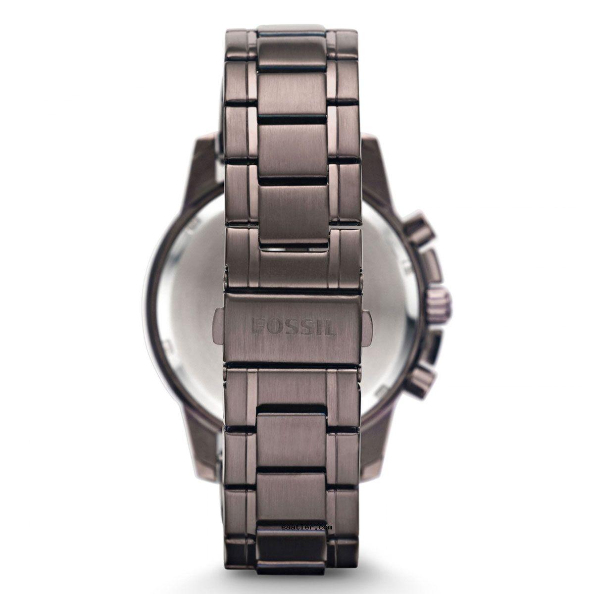 ساعت مچی عقربه ای مردانه فسیل مدل FS4645 -  - 1