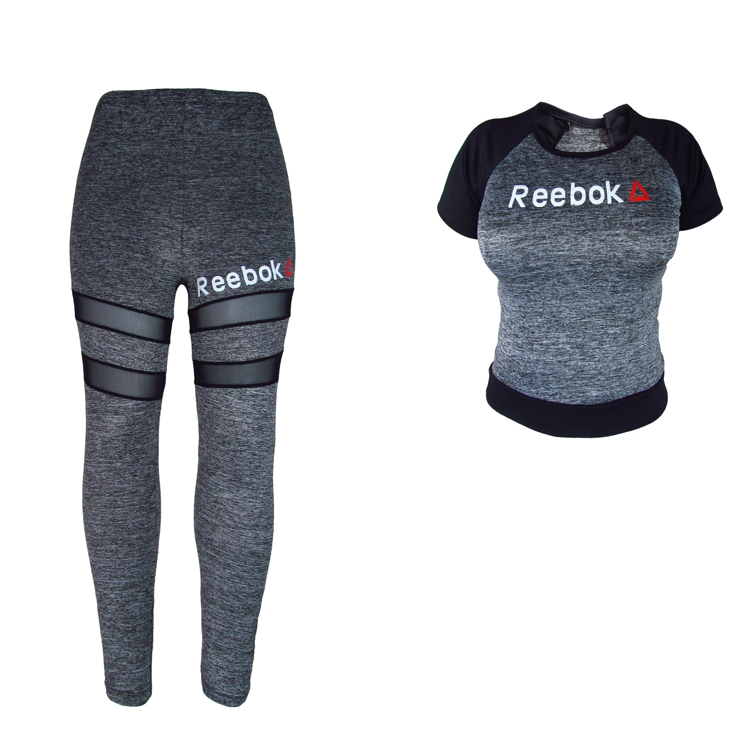 ست تی شرت و شلوار ورزشی زنانه کد 333
