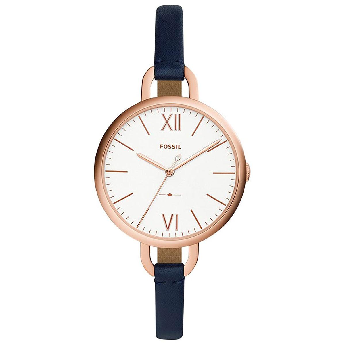 ساعت مچی عقربه ای زنانه فسیل مدل ES4355              ارزان