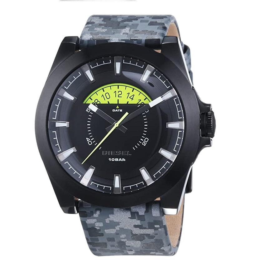 قیمت                      ساعت مچی عقربه ای مردانه دیزل  مدل DZ1658