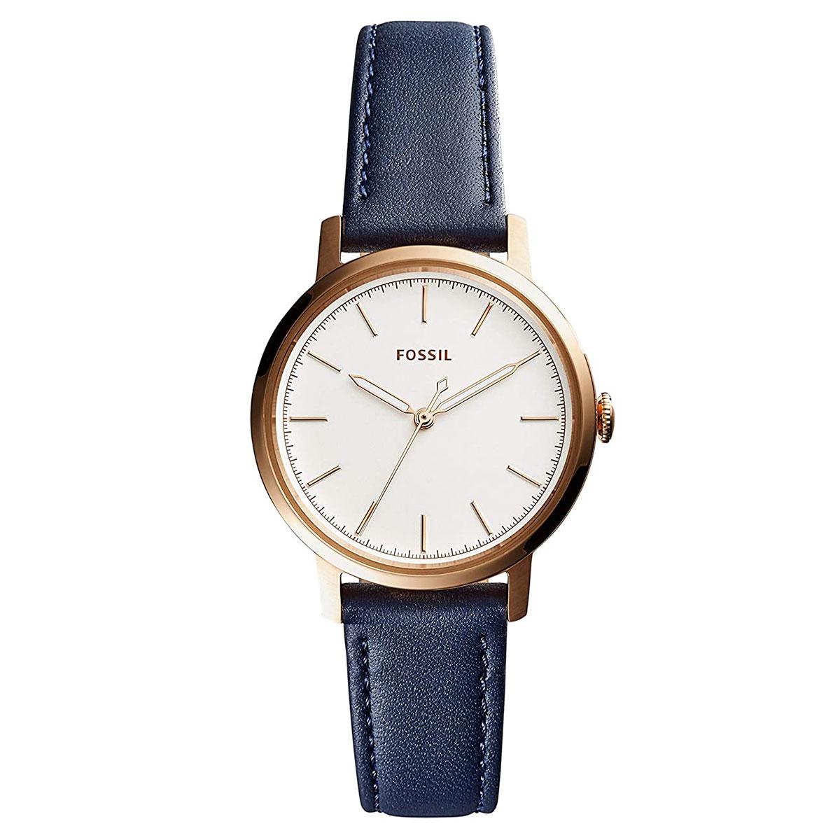 ساعت مچی عقربه ای زنانه فسیل مدل ES4338              ارزان