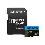 کارت حافظه microSDHC ای دیتا مدل Premier کلاس 10 استاندارد UHS-I U1 سرعت 100MBps ظرفیت 32 گیگابایت به همراه آداپتور SD thumb