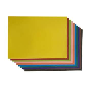 کاغذ رنگی A4 ره آورد کد 00A بسته 20 عددی