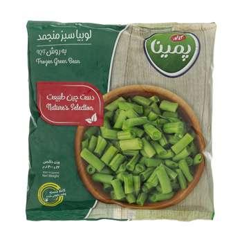 لوبیا سبز منجمد پمینا - 400 گرم