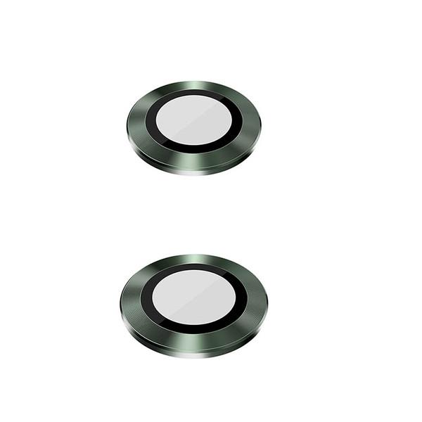 محافظ لنز دوربین نیلکین مدل CLRFILM مناسب برای گوشی موبایل اپل Iphone 11 بسته 2 عددی