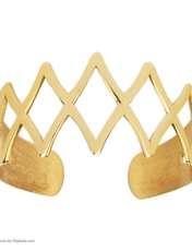 انگشتر طلا 18 عیار زنانه نیوانی مدل NR008  -  - 1
