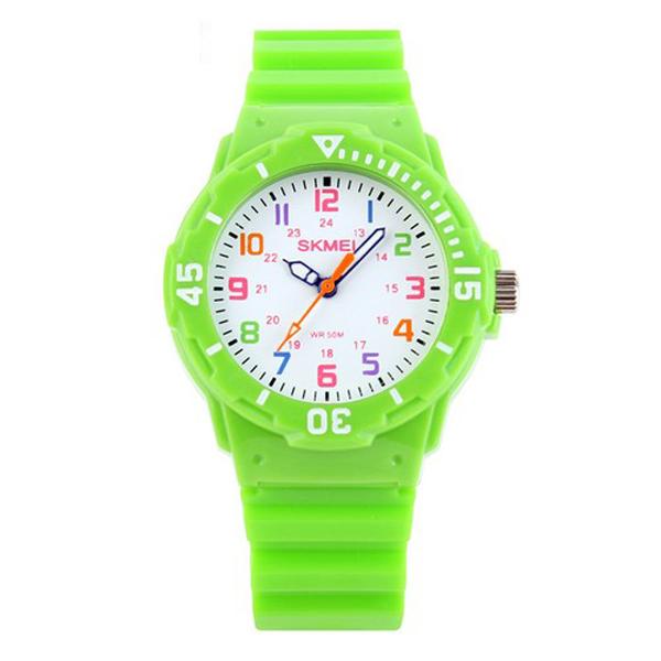 ساعت مچی عقربه ای بچگانه اسکمی مدل 1043 کد 06