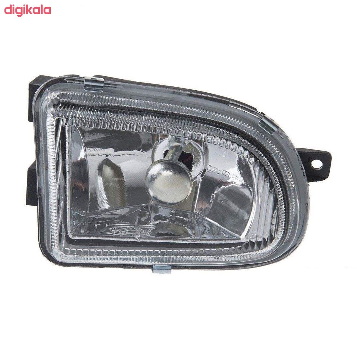 چراغ مه شکن  خودرو فن آوران پرتو الوند مدل AM 5964LR مناسب برای سمند بسته 2 عددی main 1 1