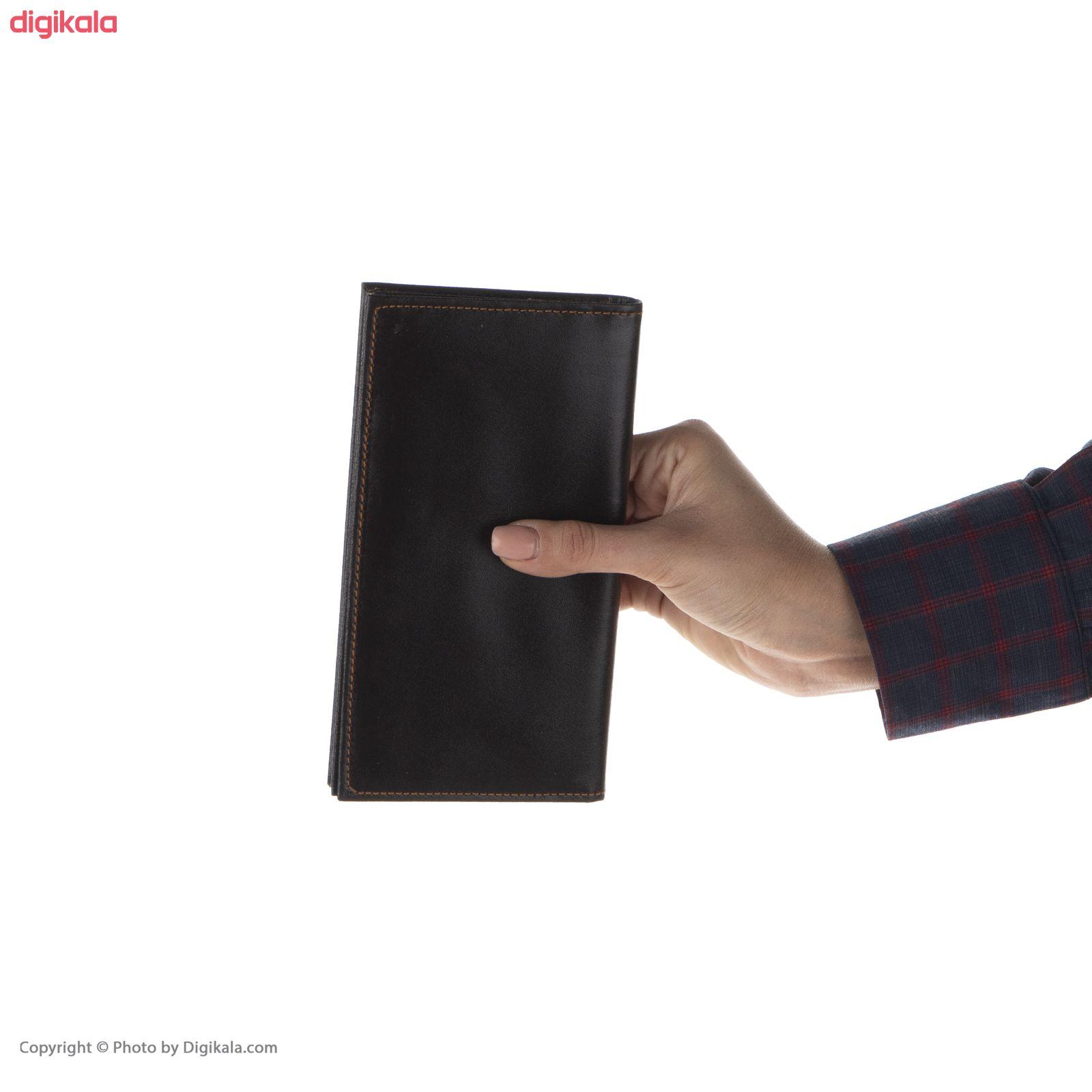 کیف پول مردانه رویال چرم کد M36 main 1 11