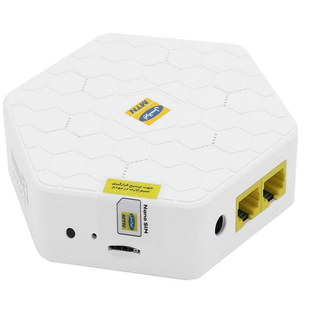 مودم 3G/4G ایرانسل مدل I40 E1