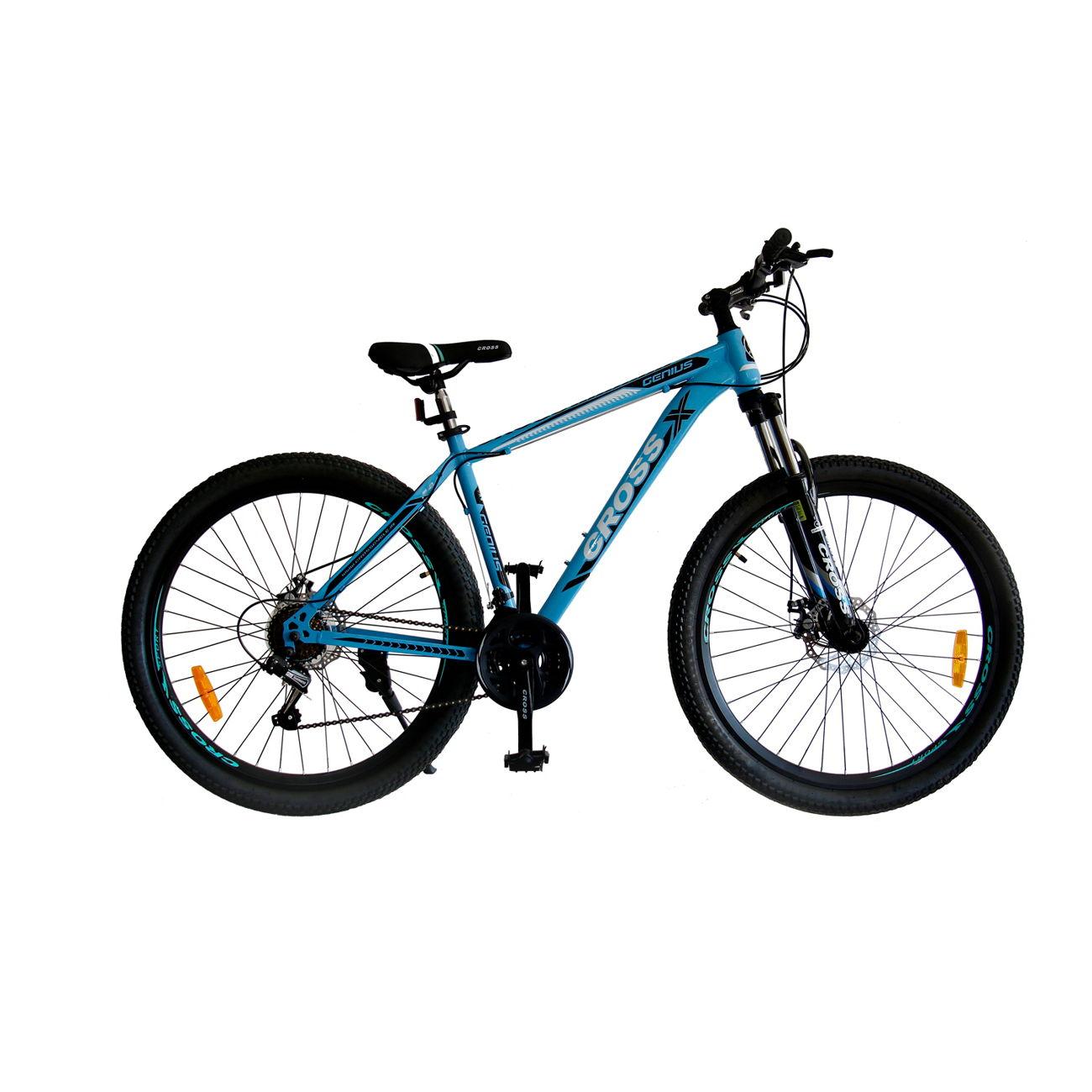 خرید                     دوچرخه کوهستان کراس مدل GENIUS سایز 27.5
