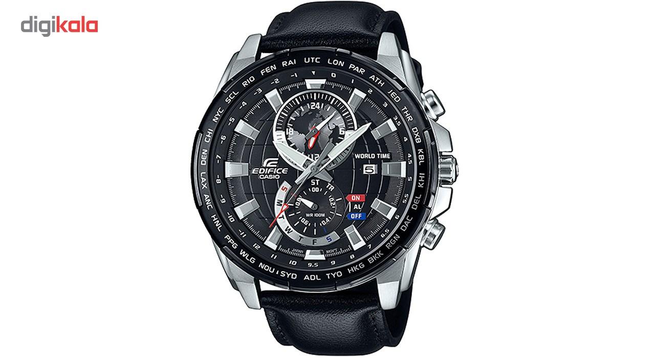 ساعت مچی عقربه ای مردانه کاسیو مدل EFR-550L-1AVUDF