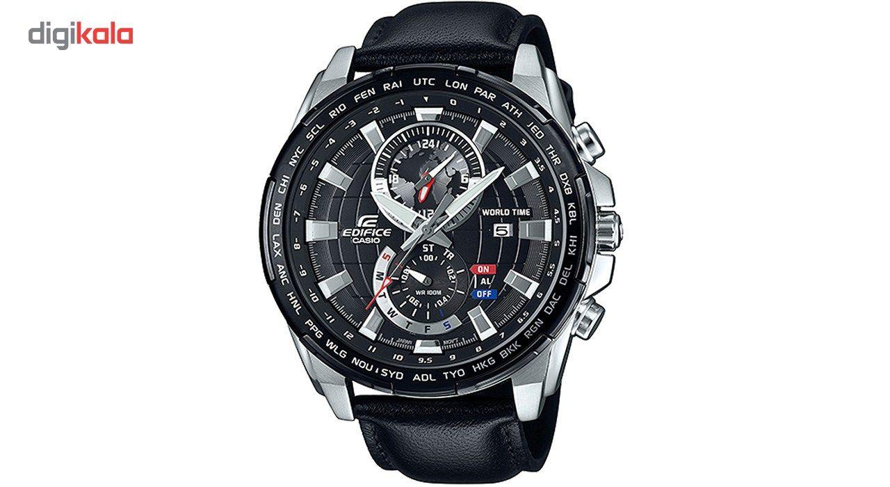 ساعت مچی عقربه ای مردانه کاسیو مدل EFR-550L-1AVUDF -  - 2