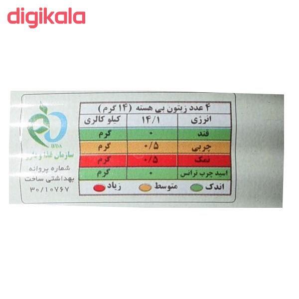 زیتون بی هسته درجه یک دلفین - 270 گرم main 1 3