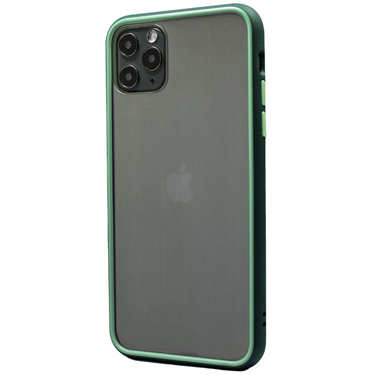 بررسی و {خرید با تخفیف} کاور مجیک مسک مدل Barbados مناسب برای گوشی موبایل اپل IPhone 11 Pro Max اصل