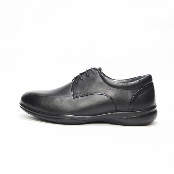 کفش روزمره مردانه فرزین کد TBM 022 رنگ مشکی