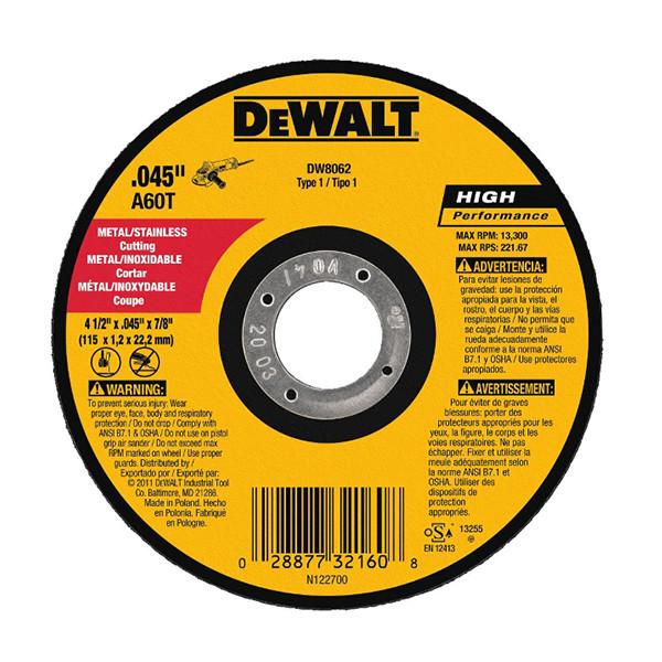 صفحه برش استیل دیوالت مدل DW8062