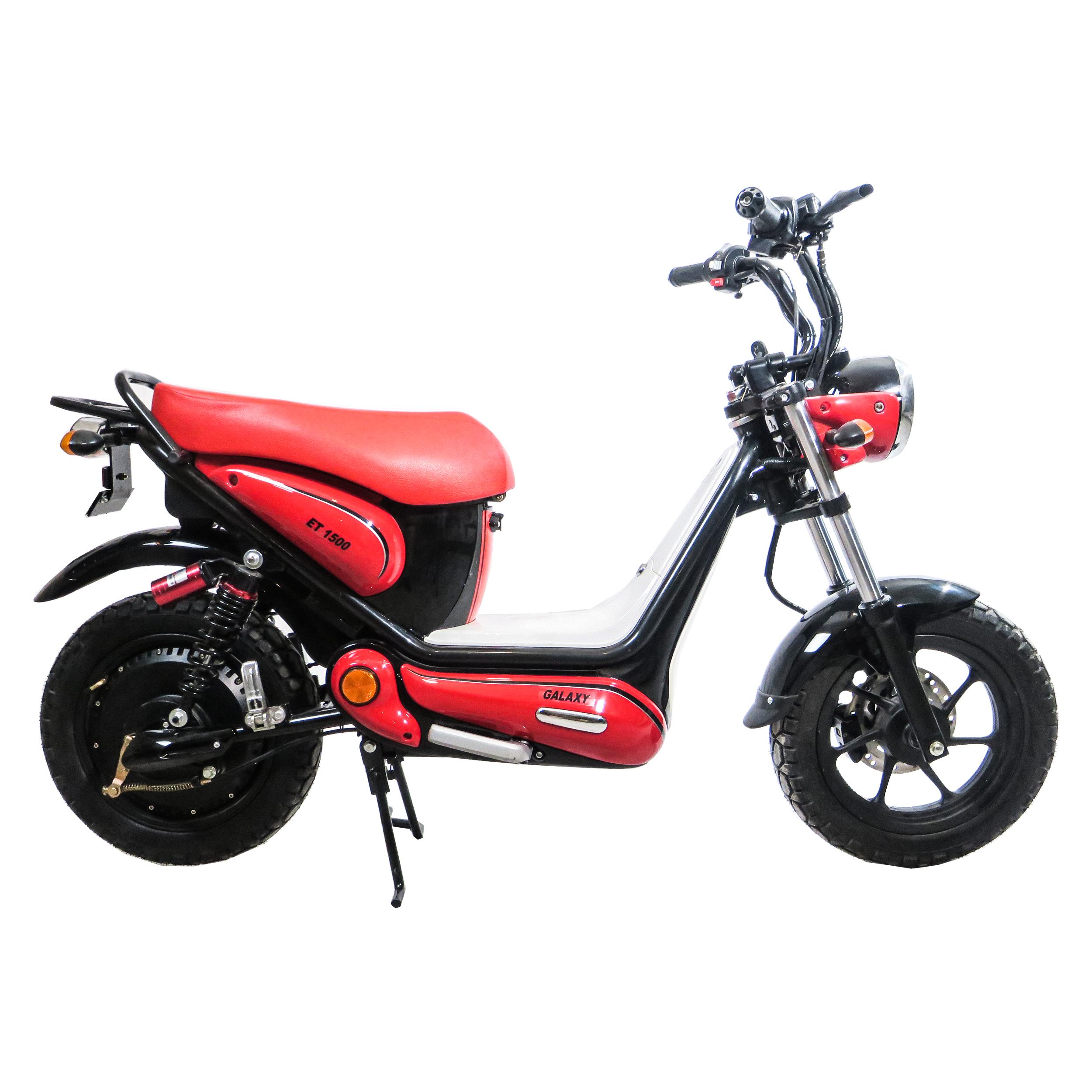 موتورسیکلت برقی نیرو موتور مدل گلکسی 1500 سال1398