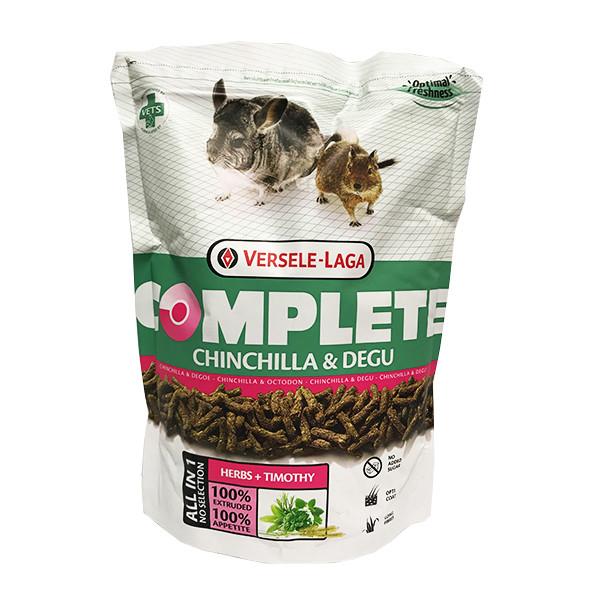 غذا خشک جونده ورسلاگا مدل Chinchilla وزن 500 گرم
