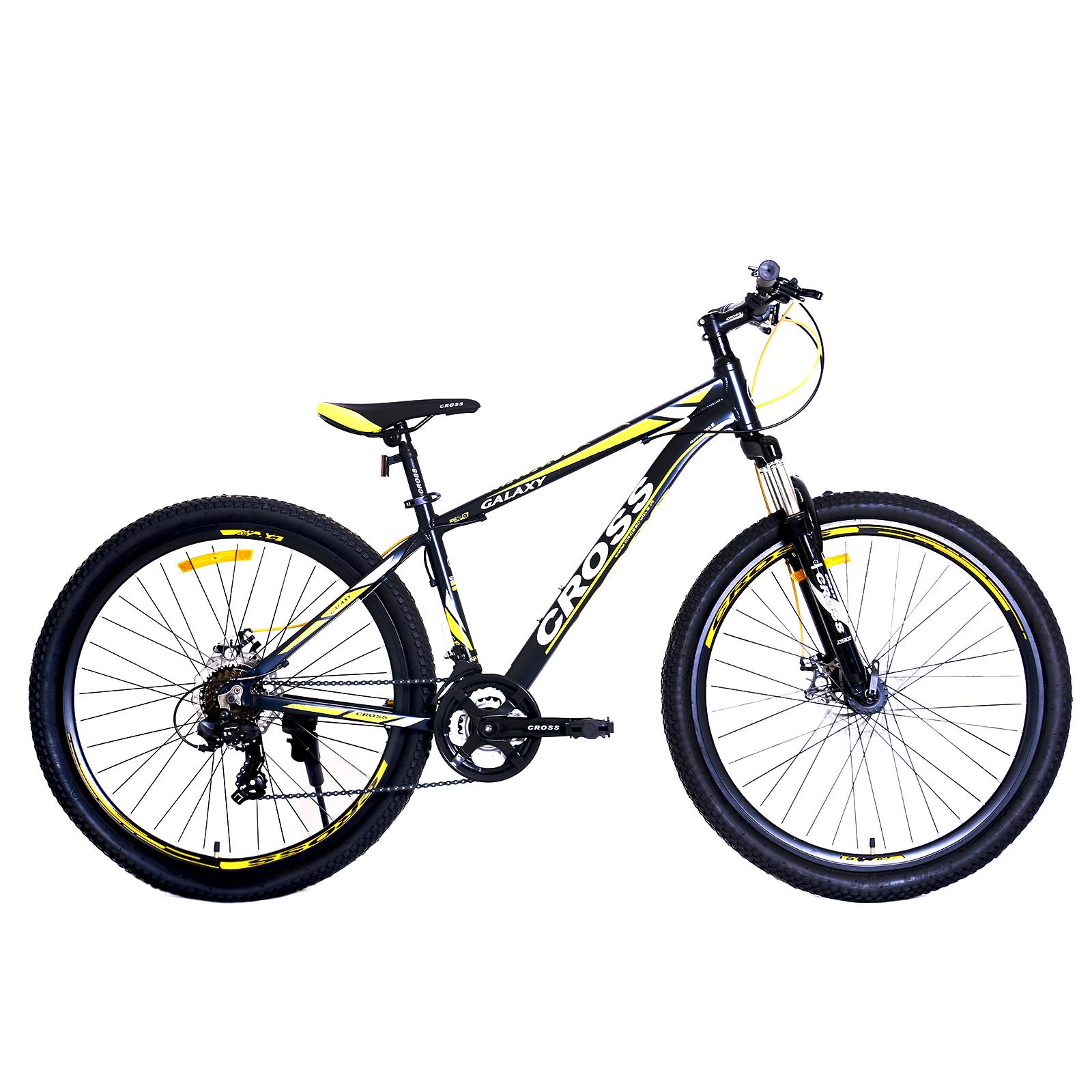 دوچرخه کوهستان کراس مدل GALAXY سایز 27.5
