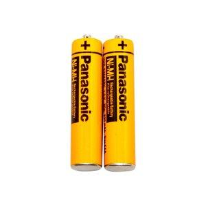 باتری نیم قلمی تلفن بی سیم پاناسونیک مدل Hhr830 بسته دوعددی