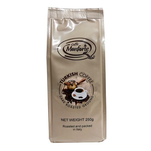 پودر قهوه ترک کافه مونفورته - 250 گرم