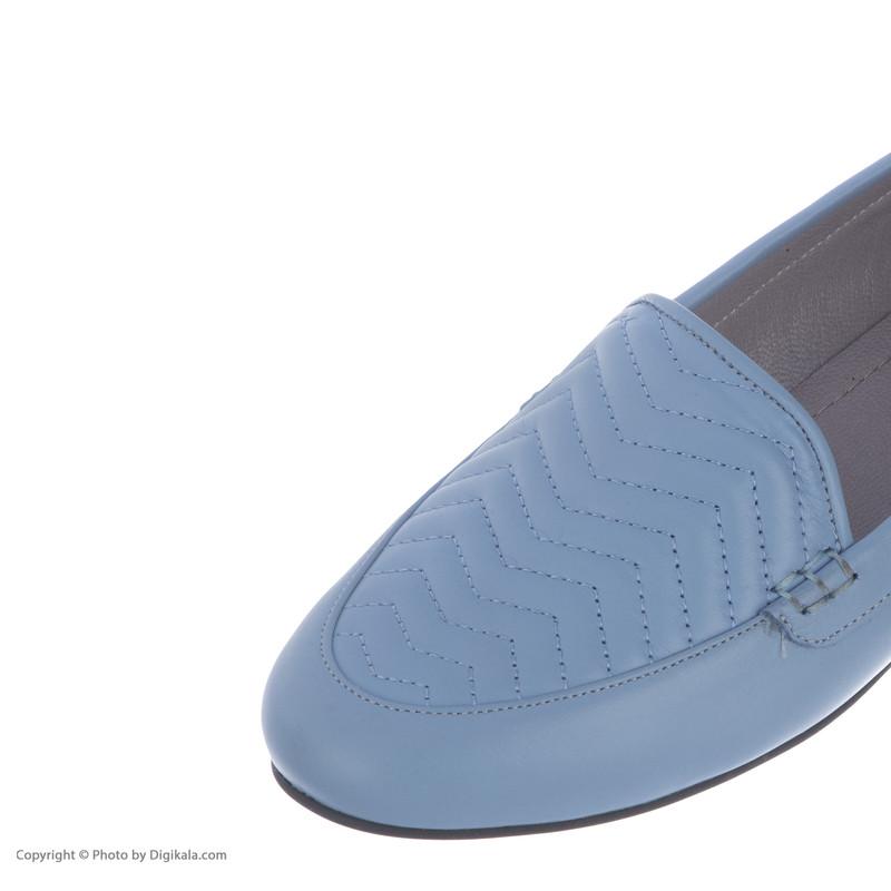 کفش  زنانه چرم یاس مدل اورلان AB