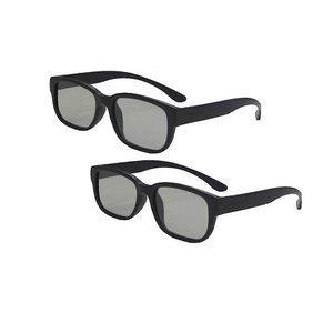 عینک سه بعدی ال جی مدل AG-F200 بسته 2 عددی