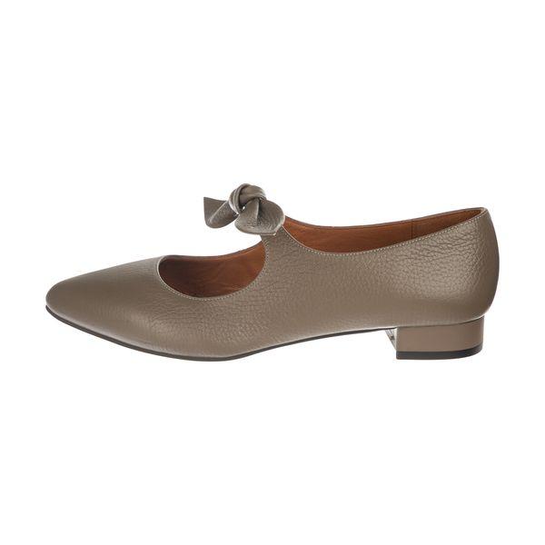 کفش زنانه چرم یاس مدل تایلین N