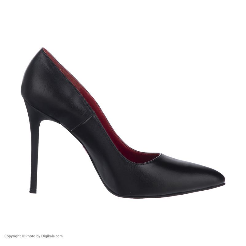 کفش  زنانه چرم یاس مدل الماز