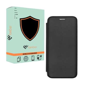 کیف کلاسوری لمبر مدل LAMKELAS-1 مناسب برای گوشی موبایل سامسونگ Galaxy J7 Prime