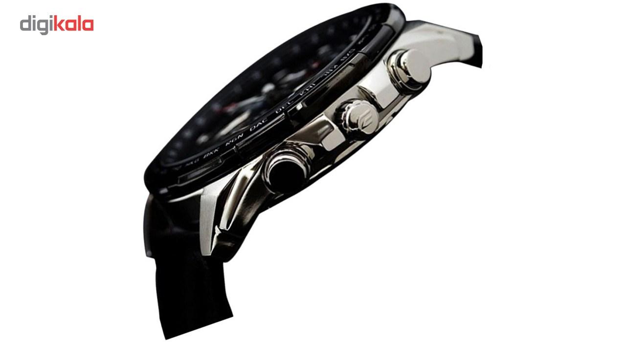 ساعت مچی عقربه ای مردانه کاسیو مدل EFR-550L-1AVUDF -  - 1