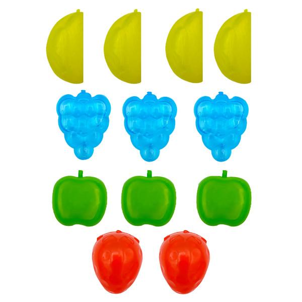 قالب یخ طرح میوه mk 451 بسته 12 عددی