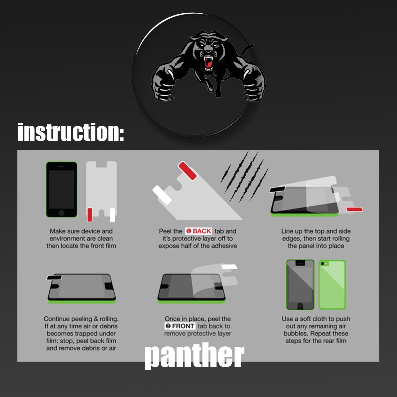 محافظ صفحه نمایش پنتر مدل SDP-004 مناسب برای گوشی موبایل هوآوی Y9s main 1 1