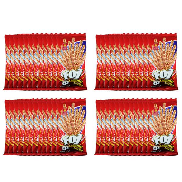 کراکر کنجدی فوج آناتا- 40 گرم بسته 48 عددی
