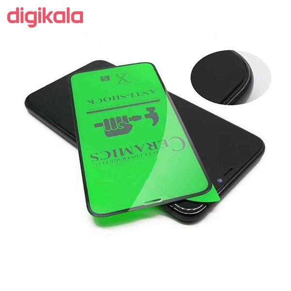 محافظ صفحه نمایش 9D مدل DC-S01 مناسب برای گوشی موبایل سامسونگ Galaxy A71 main 1 1