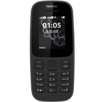 تصویر گوشی نوکیا 105 2019 | حافظه 4 رم 4 مگابایت Nokia 105 2019 4/4 MB
