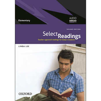 کتاب Select Readings Elementary اثر Linda Lee انتشارات Oxford