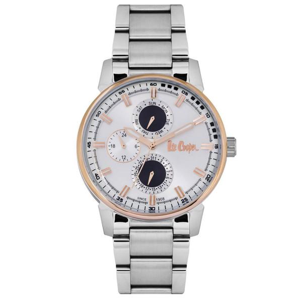 ساعت مچی عقربه ای مردانه لی کوپر مدل lc06581.530